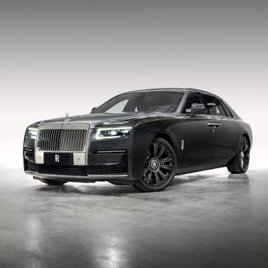 Rolls-Royce Ghost Extended Urban Sanctuary, Wraith and Cullinan