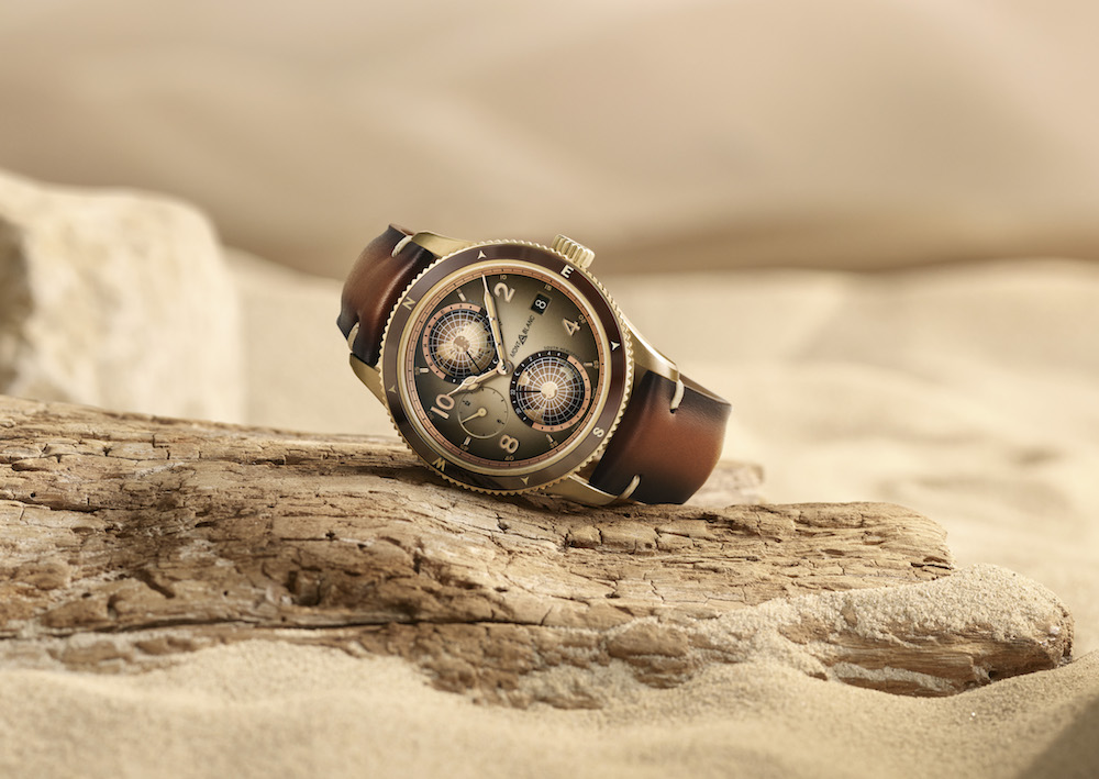 Montblanc 1858 Geosphere Limited Edition 1858 Is Inspired by the Spirit of Exploration
