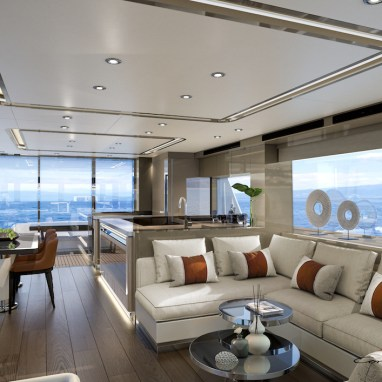 Sirena 68 to Debut at the 2021 Cannes Yachting Festival