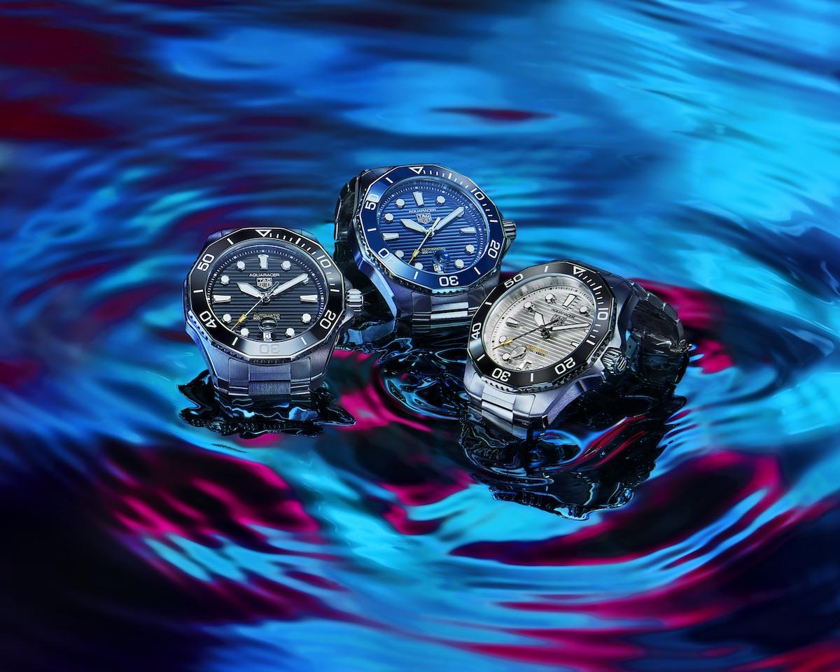 Presenting TAG Heuer Aquaracer Professional 300