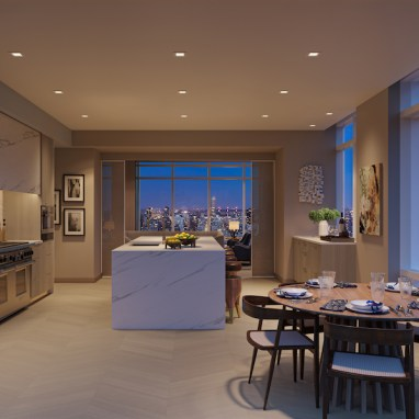 200 Amsterdam Releases $40M and $38M Duplex Penthouses
