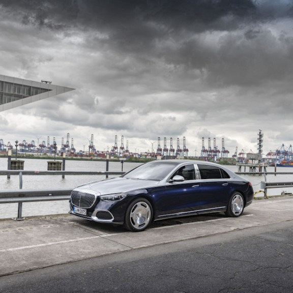 Sophisticated Luxury: The New Mercedes-Maybach S-Class