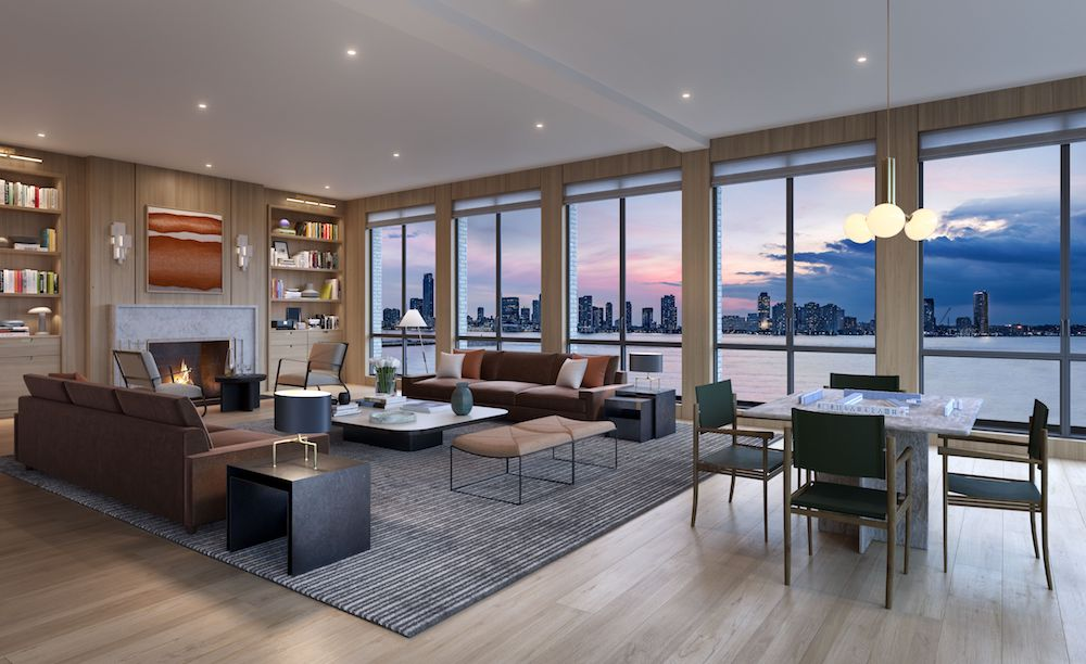Inside the Largest Penthouse at 67 Vestry | Lux Expose