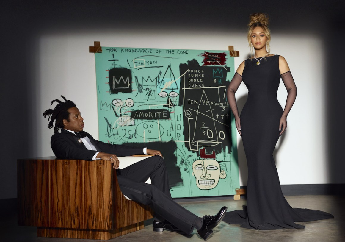 """Tiffany & Co. """"ABOUT LOVE"""" Campaign Stars Beyoncé And Jay-Z"""
