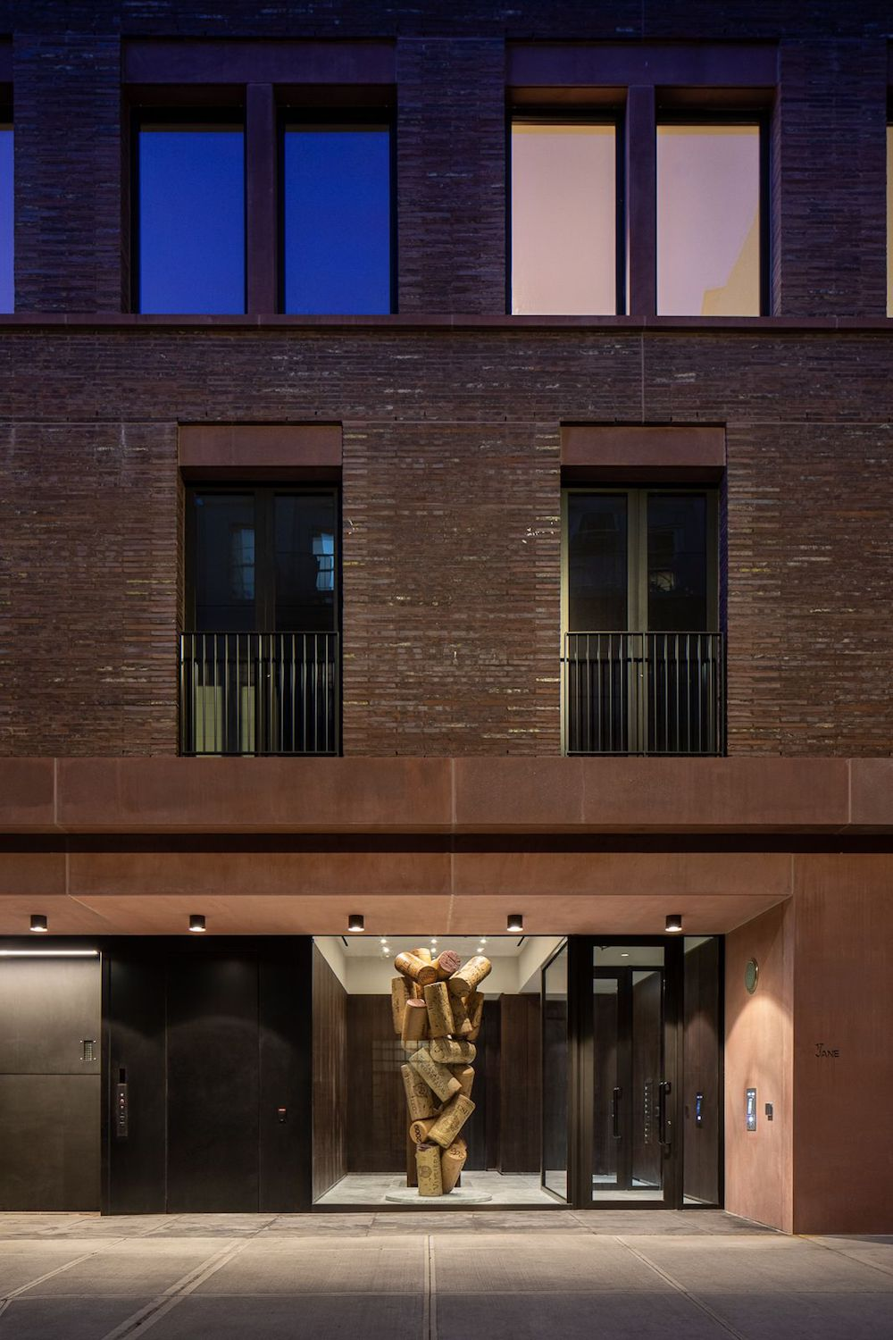 Gallery-Worthy Art Collections at the Top Luxury Developments