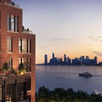 """""""Brick-Tastic"""" Residential Projects with Hand-Laid Brick Facades"""