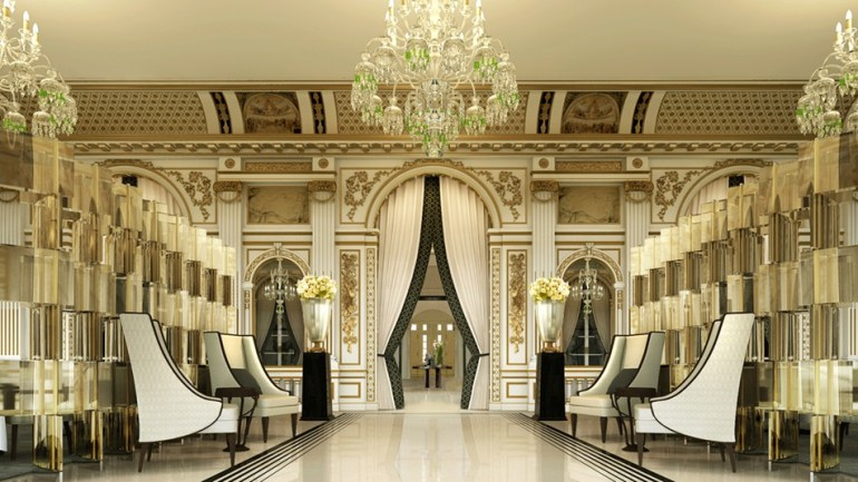Peninsula Paris Hotel Sneak Peek