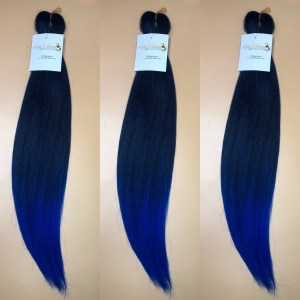 Pre-Feathered Monaco Blue