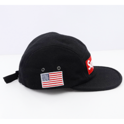 7 Pin Color Code Bosch 5 Relay Spotlight Wiring Diagram Supreme World Famous Wool Strapback Hat (black)