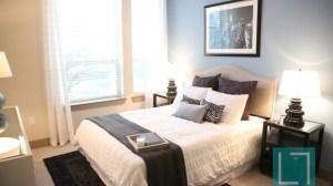 Bedroom Windows at L2 Uptown Apartments in Uptown Dallas TX Lux Locators Dallas Apartment Locators