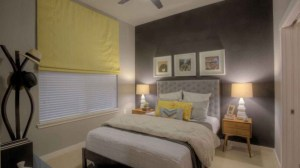 Bedroom at Moda Victory Park Apartments in Uptown Dallas TX Lux Locators Dallas Apartment Locators