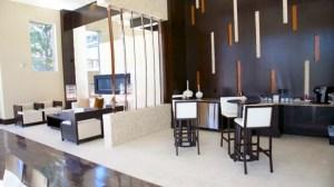Coffee Bar at Alara Uptown Apartments in Uptown Dallas TX Lux Locators Dallas Apartment Locators