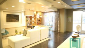 Common Area Lounge at Monaco Apartments in Uptown Dallas TX Lux Locators Dallas Apartment Locators