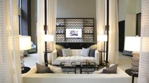 Common Area View at L2 Uptown Apartments in Uptown Dallas TX Lux Locators Dallas Apartment Locators
