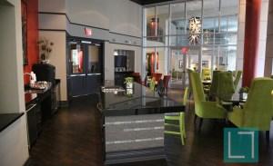 Community Area Kitchen at Gables Uptown Trail Apartments in Dallas TX Lux Locators Dallas Apartment Locators