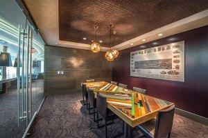 Conference Room at The Taylor Apartments in Uptown Dallas TX Lux Locators Dallas Apartment Locators
