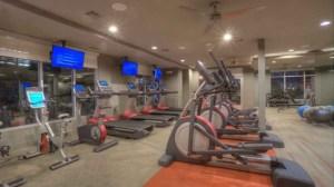 Fitness Room at Moda Victory Park Apartments in Uptown Dallas TX Lux Locators Dallas Apartment Locators
