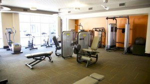 Workout Room at Alara Uptown Apartments in Uptown Dallas TX Lux Locators Dallas Apartment Locators