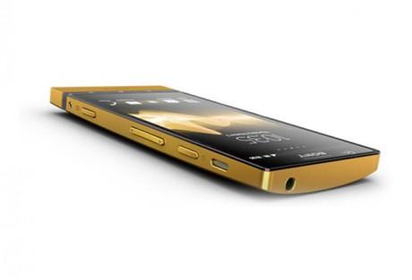 Люксовая мобилка Xperia P