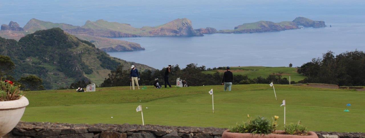 Madeira booking; Golf in Madeira