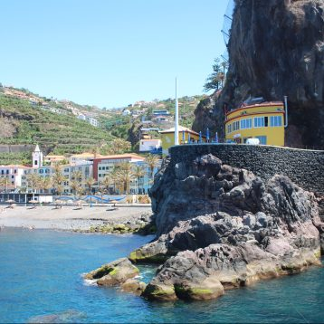 Ponta do Sol in Madeira South tour