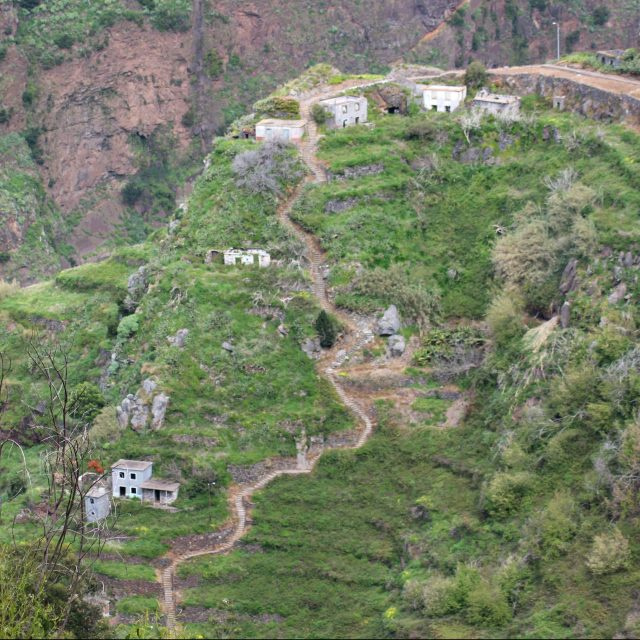 They call it the Madeiran Machu Picchu for being one of the most isolated villages of Madeira