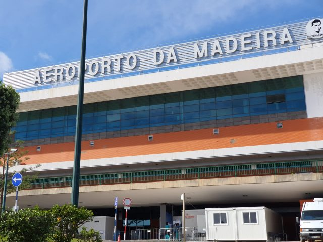 Madeira airport pictures, Madeira how to get there