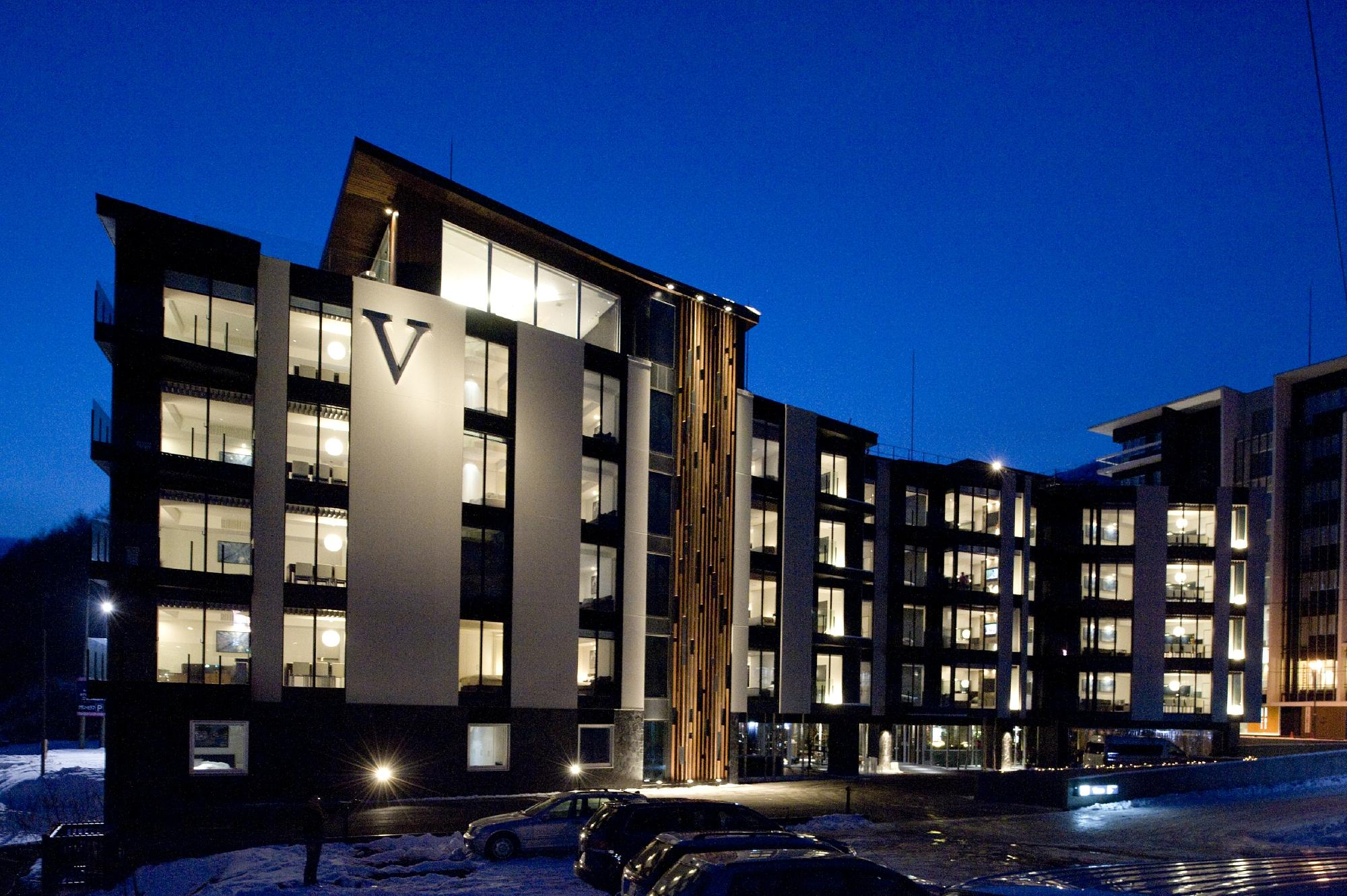 Hotel the vale niseko for Little hotels