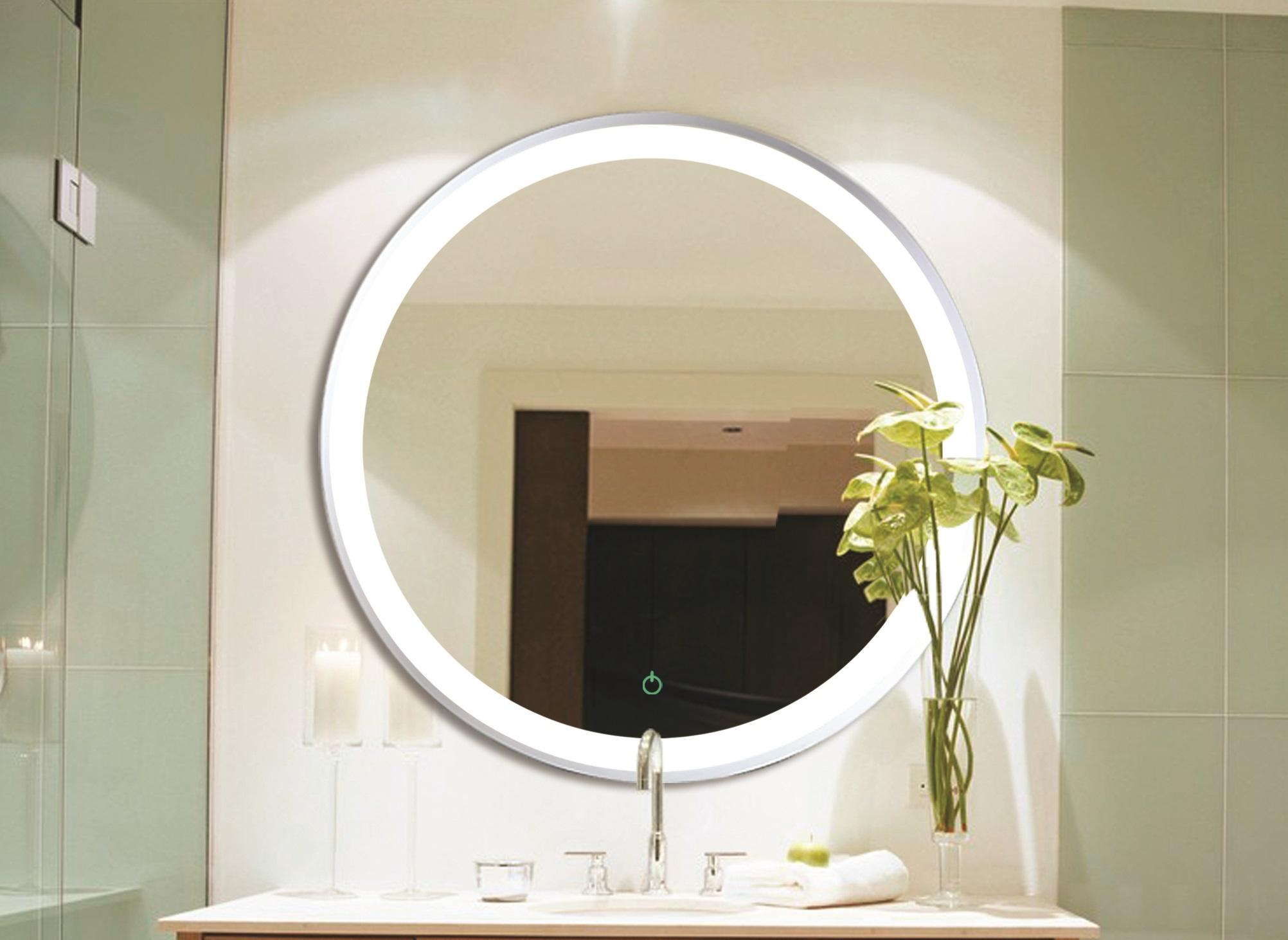 Miroir Salle De Bain Avec Lumiere miroir lumiere salle de bain solutions pour la d coration int