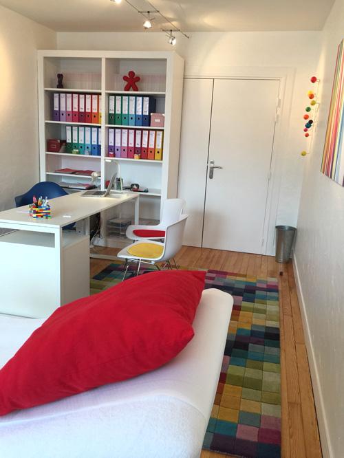 Le cabinet luxopuncture Asselin d'Annecy-le-vieux refait à neuf