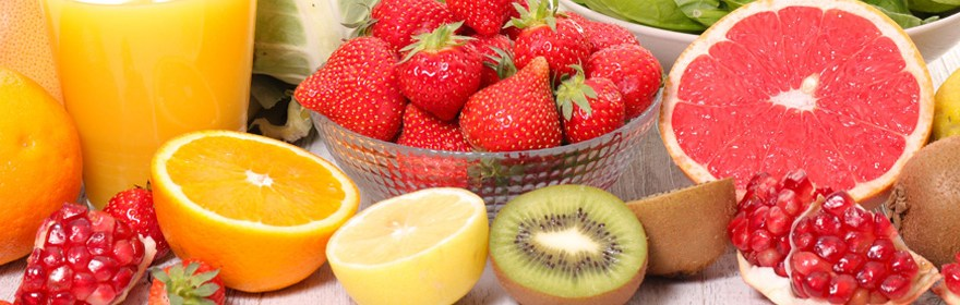 Fruits - Vitamine C