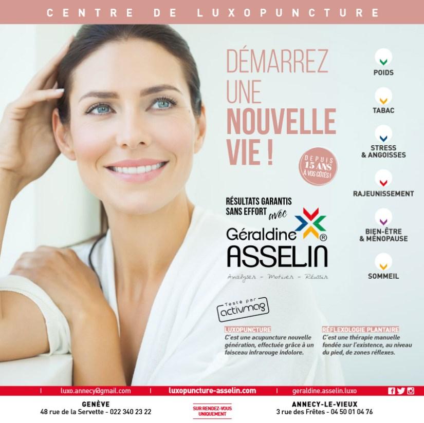 Publicité luxopuncture ActivMag 2018