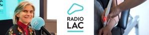 Itw Géraldine Asselin - Radio Lac - mesures d'hygiène prises aux cabinets