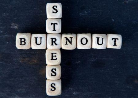 Stress burnout