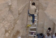 Photo of Breaking News: Alexandria sarcophagus opened