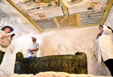 Photo of Breaking News: 3000-year Tomb Contains Intact Coffins discovered in Luxor