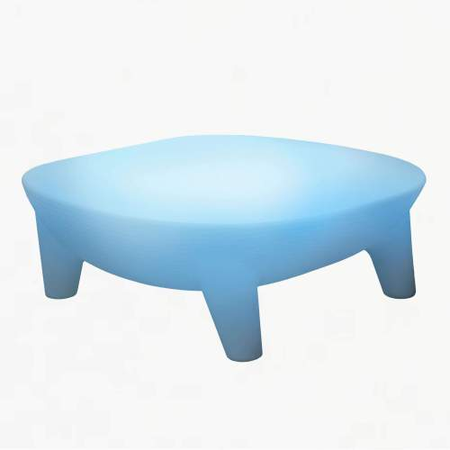 martinica blue coffee table