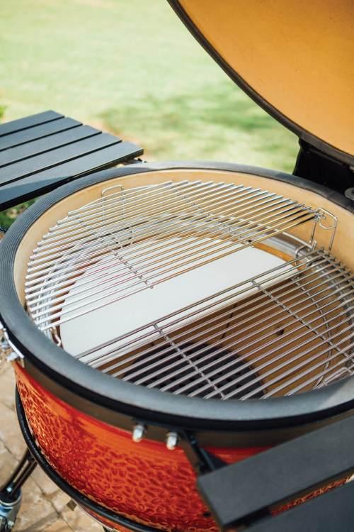 kamado joe big joe grill 5