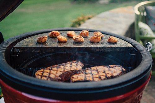kamado joe big joe grill 9