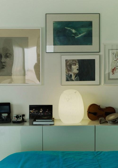 new garden gufo table lamp 5