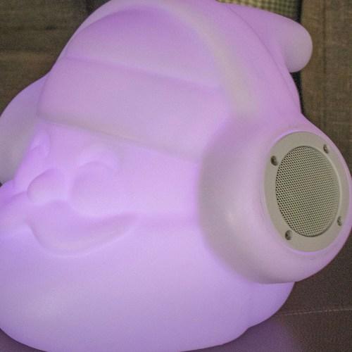 new garden klaus play speaker light 23