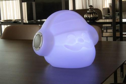 new garden klaus play speaker light 7