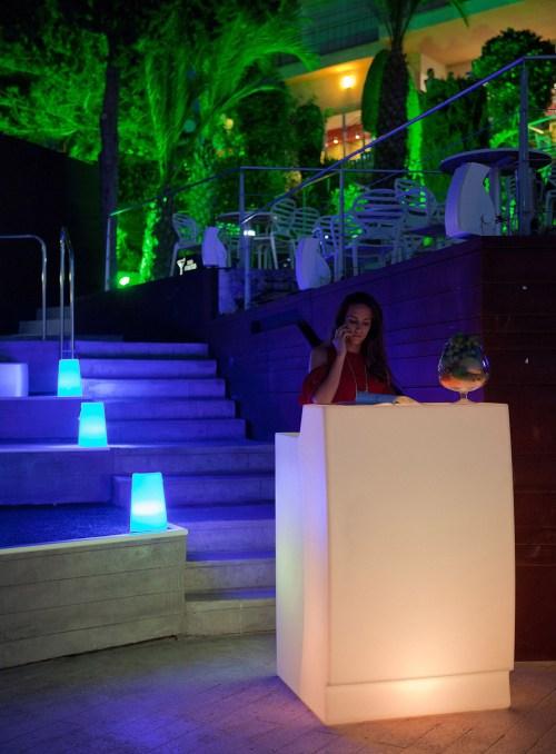 new garden nomada play speaker light 10