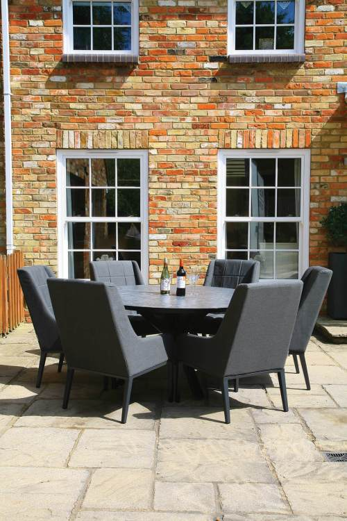 westminster coast 150cm dining table 3
