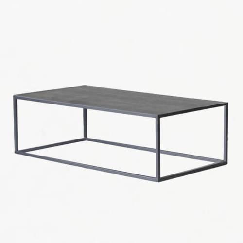 ocean coffee table charcoal slate