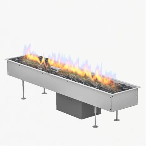 planika galio insert automatic gas fire