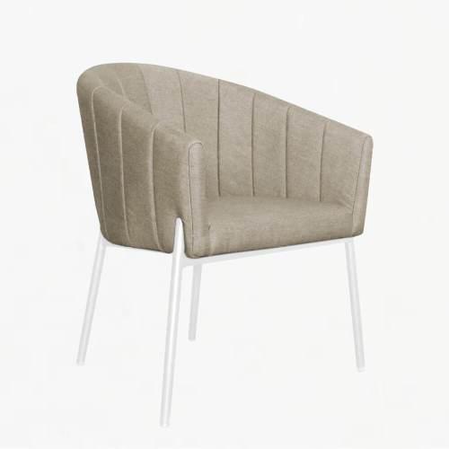 spirit chair white stone