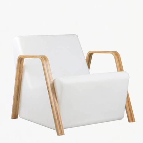 tarida sit armchair white