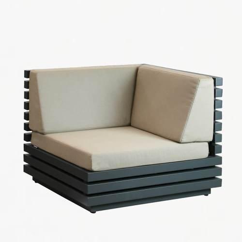 tomorrow corner sofa charcoal stone