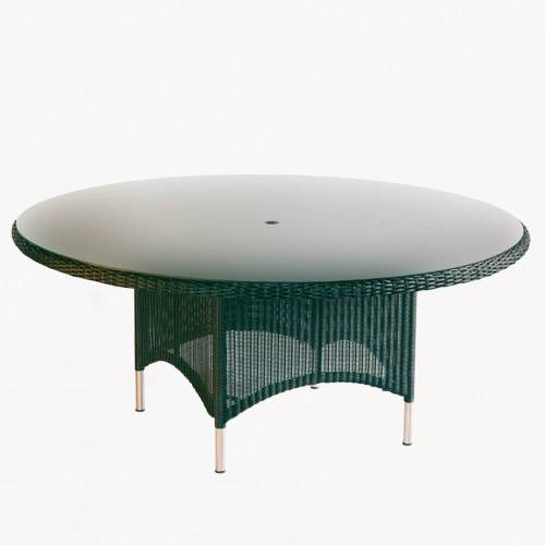 valencia round table ebony